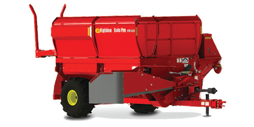 CFR1251 Bale Pro® (with MIG option attached)