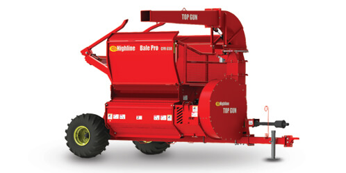 CFR650 Bale Pro TOP GUN® - Industrial or Agricultural use!