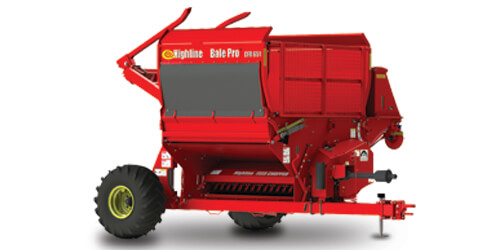 CFR651 Bale Pro® with Feed Chopper™