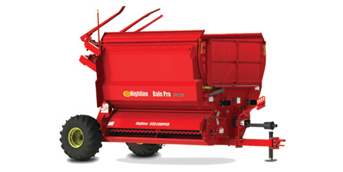 The New CFR960 Bale Pro®