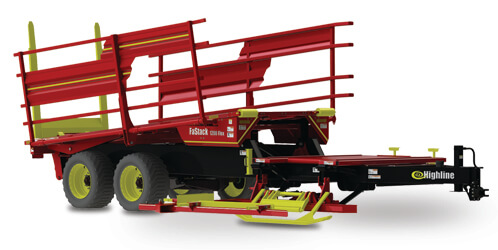 FaStack™ 1200 Flex Large Square Bale Stacker