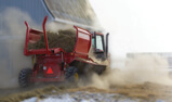 Loading bales with the CFR650 Bale Pro®