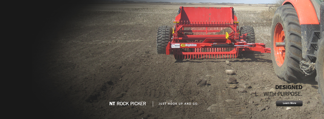 NT44 Rock Picker
